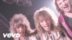 Bon Jovi - You Give Love A Bad Name  Music video by Bon Jovi performing You Give Love A Bad Name. (C) 1986 The Island Def Jam Music Group