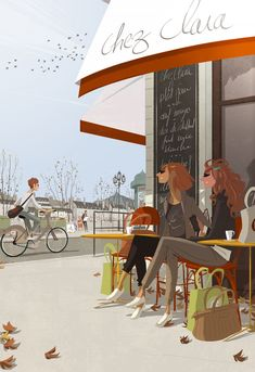 Retrouvez la galerie d'illustration de Matthieu Forichon, Illustrateur Freelance sur Lyon
