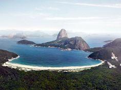Enseada de Botafogo. Rio de Janeiro (Brasil)