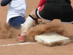 How to Slide in Softball   iSport.com
