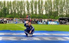 Raul 7 May 2012 - TuS Haltern 2:4 Schalke 04 (Friendly)