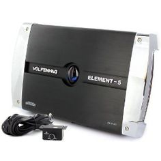 VOLFENHAG ZX-5165 2-Channel 2000W Element-5 Bridgeable Power Amplifier with B... by Volfenhag. $84.99. Built-in Full Crossover, Variable Low/High Pass Filter, Variable Bass Boost Control : 0/6/12dB, Sensitivity Input Control, Remote Bass Control, High and Low Impedance Input, Bypass Line Output, Overheat and Short Circuit Protection, Power and Diagnostic LED Indicator, Tri-Mode Capability, 2 Ohm Stable, PWM Mosfet Power Supply, High Efficieny Die-Cast Heat Sink,...