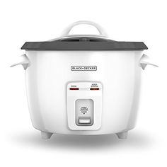 Kitchen Appliances BLACK DECKER RC3314W 8-Cup Dry/14-Cup Cooked Rice Cooker, White * Click image for more details.
