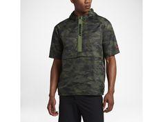Nike Shield Desert Men's Half-Zip Golf Jacket