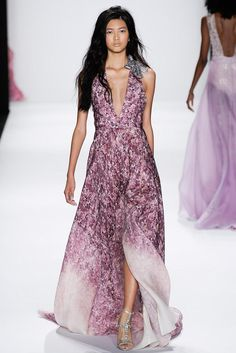 Badgley Mischka Spring 2015 Ready-to-Wear - Collection - Gallery - Look 1 - Style.com