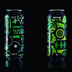 Forgot to mention yesterday - Grower Owned - 6% IPA & Half Cut - 8% DIPA in collaboration with @otherhalfnyc from @magicrockbrewing back in stock