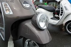 重型機車綜合(250cc以上) - 【採訪】Vespa GTV/GTS Super 300 台北試乘會,體驗義式黃牌的魅力! - 機車 - Mobile01 Vespa Gtv, Motorcycle, Vehicles, Rolling Stock, Motorcycles, Vehicle, Motorbikes, Engine, Tools