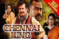 Chennai King 2015 Hindi Dubbed HDRip 480p 350MB Movie