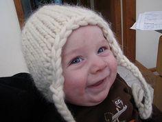 Ravelry: Scandihoovian Hat pattern by Emily Rush