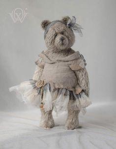Foggy Day By Olga Vishnevetskaya - Bear Pile