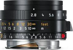 Optimized Leica M Lenses: Elmarit-M 28mm f/2.8 ASPH