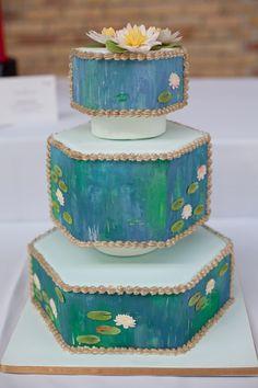 @Bonnie Gordon College of Confectionary Arts Cake Show - Cake by Sandra Kaori Okada