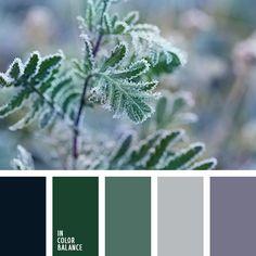 бело-серый цвет, болотный цвет, зеленый, нежный фиолетовый, оливковый, оттенки зеленого, оттенки серого, серо-зеленый, серый, темно серый, тёмно-зелёный, тёмный хаки, фиолетовый, цвет бетона, цвет камня, цвет хаки.