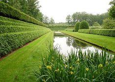 Jacques Wirtz - terraced hedges