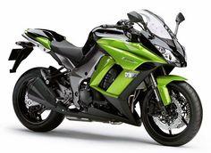 Kawasaki Z1000 SX... Daaaiiimn....