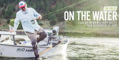 Mesmerizing Dry Flyfishing and Sage PULSE in Missouri river