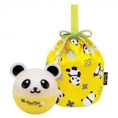 Japanese Bento Panda Ball Bento Yellow