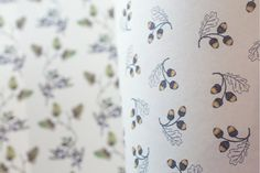 The Winter Woodland Premium Paper Craft Pad featurers a collection of delicate, hand illustrated, Winter inpired designs. Designed in partnership with British design house Hackney & Co. under award winning illustrator Katy Hackney. Co Design, Decoupage Paper, Hand Illustration, Your Cards, Woodland, Illustrator, Delicate, British, Paper Crafts