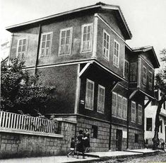 Atatürk'ün Yunanistan'ın Selanik şehrinde doğduğu ev Republic Of Turkey, Turkish Army, The Turk, Ulsan, Istanbul, Multi Story Building, Mansions, History, House Styles