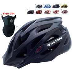 MOON Brand Professional Bicycle Helmet Ultralight Bike Cycling Helmet Integrally-molded Casco Ciclismo Road Mountain (32363596952)  SEE MORE  #SuperDeals