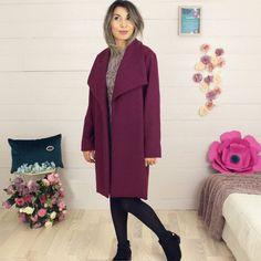 Manteau Olga | Patron de couture | Mouna Sew