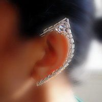 ice fairy ear-wraps by ~pikabee on deviantART