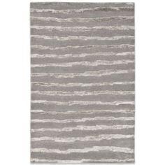 Safavieh Soho Grey Wool Rectangle Rug - BedBathandBeyond.com