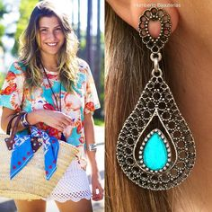 #humbertobijouterias #earring #streetstyle #riodejaneiro #bijoux