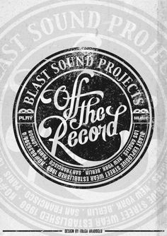 Vintage Papers - off the record