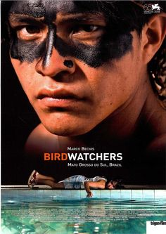 BIRDWATCHERS - 2008 FILMPOSTER A4