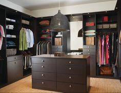 10 Claves para organizar tu vestidor-closet (de forma fácil)
