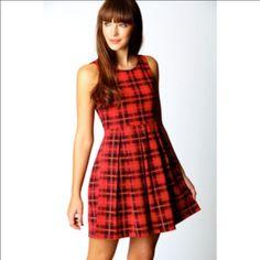 Xtaren By Urban Outfitters Skater Dress Sz:S