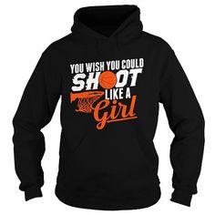 basketball shoot like a girl - Hot Trend T-shirts