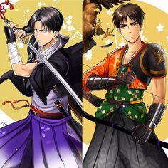 Attack On Titan Levi, Levi Ackerman, Anime, Artist, Banana, Italy, Fish, Shingeki No Kyojin, Italia