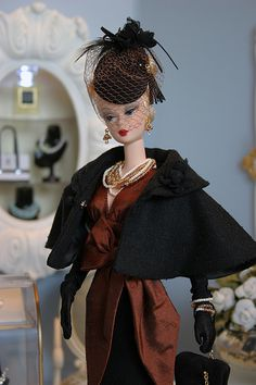 "Capucine at ""Belles Choses"" 5 by think_pink1265, via Flickr"