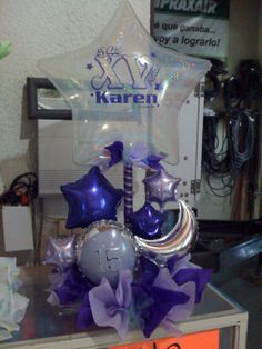 1000 images about eventos on pinterest mesas photo for Globos para quince anos