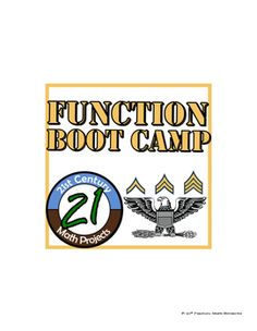 At times, I was frustrated teaching more challenging content when it was obvious many in the class needed extra help on easier stuff. I developed this idea of a Boot Camp to reinforce those skills, but allowing others to accelerate on their own! Students will take a Pre-Assessment and will be assigned a level.