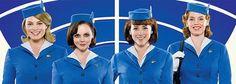 Le hostess di Pan Am potrebbero volare ancora su Amazon