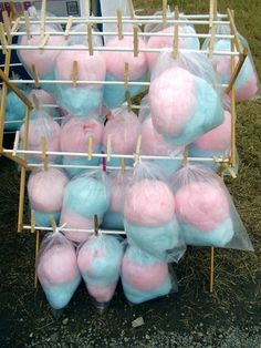 Tammy Tyler, this is a good idea if you decide to use your cotton candy machine again. :)