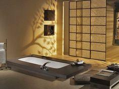 loison japonaise salle de bains - Decoration Salle De Bain Japonaise