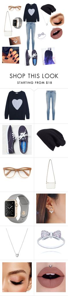 """""""Fun day out"""" by queen-zayy ❤ liked on Polyvore featuring Chinti and Parker, Givenchy, Keds, Halogen, Wildfox, Miss Selfridge, Links of London and Avon"""