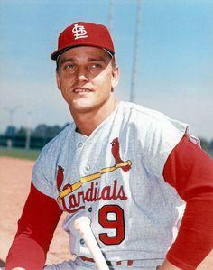 Roger Maris, St. Louis Cardinal.