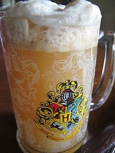 Morgan - you have just made my year!  I have been craving butter beer since I read The Sorcerer's Stone!  I think this calls for a re-reading with my kids this time!  Thanks!