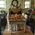 Farm Table Rescue, although they didn't know it was a true farm table. Beautiful!