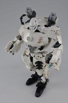 My boys will love this Lego Robot