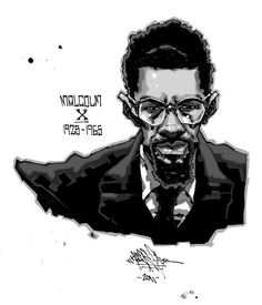 Happy Birthday Malcolm X!