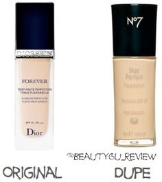 10 Beauty Product Dupes – Get More for Your Money!