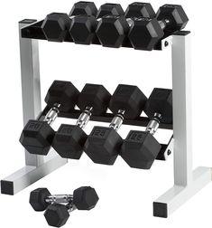 Rubber Dumbbells, Hex Dumbbells, Dumbbell Rack, Dumbbell Set, Dumbbells For Sale, Best Adjustable Dumbbells, Mini Gym, Home Gym Equipment