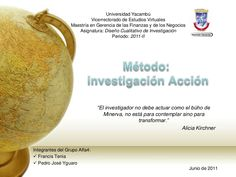Metodo investigacion-accion by alfa_4 via slideshare
