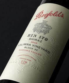 Penfolds Bin 170 Launch on Packaging of the World - Creative Package Design Gallery